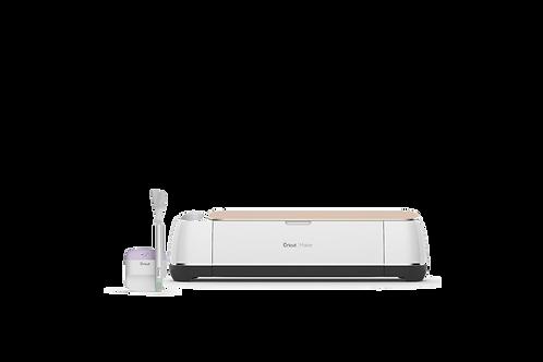 Cricut Maker® Machine, Champagne & Spatula Set