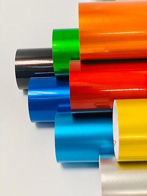 Heavy Metal Gloss Self Adhesive Vinyl Bundle