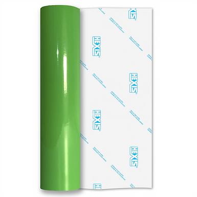 Almond Green Standard Permanent Gloss Self Adhesive Vinyl