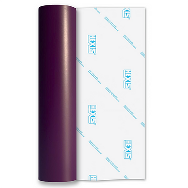 Violet Standard Removable Matt Self Adhesive Vinyl