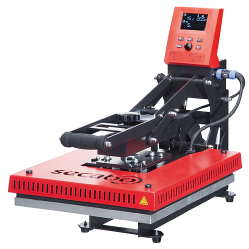 SECABO TC7 SMART 40cm x 50cm Auto Open Heat Press