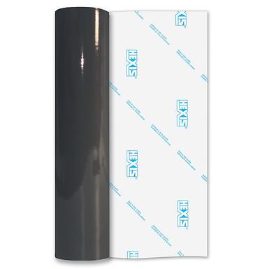 Shadow Grey Premium Permanent Gloss Self Adhesive Vinyl