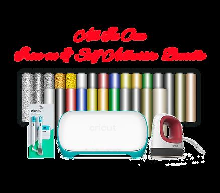 Cricut Joy™ With, Tools, EasyPress Mini, Adhesive & Iron-on Bundle
