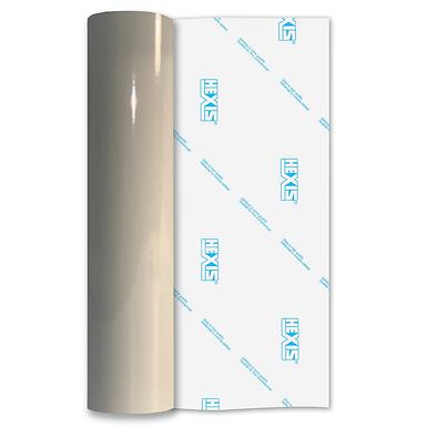 Light Pearl Grey Premium Permanent Gloss Self Adhesive Vinyl