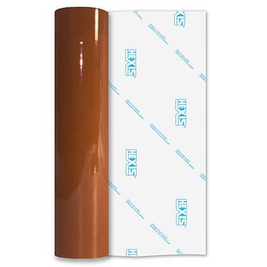 Paprika Premium Permanent Gloss Self Adhesive Vinyl