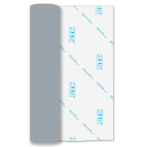 Dove Grey Matt Removable Self Adhesive Vinyl Roll 305mm x 5m