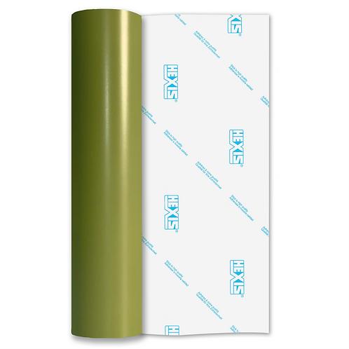 Olive Green Premium Removable Matt Self Adhesive Vinyl