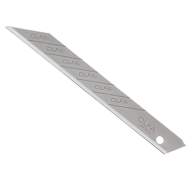OLFA 30˚ Snap Off Replacement Blades x10