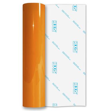Orange Transparent Self Adhesive Vinyl