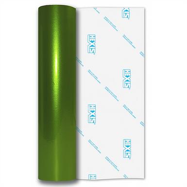 Green Shimmer Metal Gloss Self Adhesive Vinyl