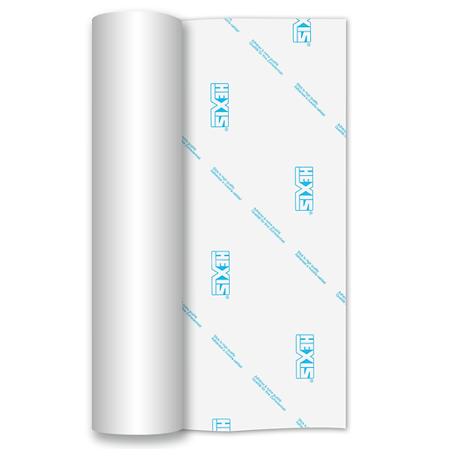 Clear Gloss Economy Self Adhesive Vinyl Roll 305mm x 5m