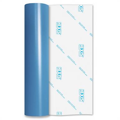 Periwinkle Blue Standard Permanent Matt Self Adhesive Vinyl