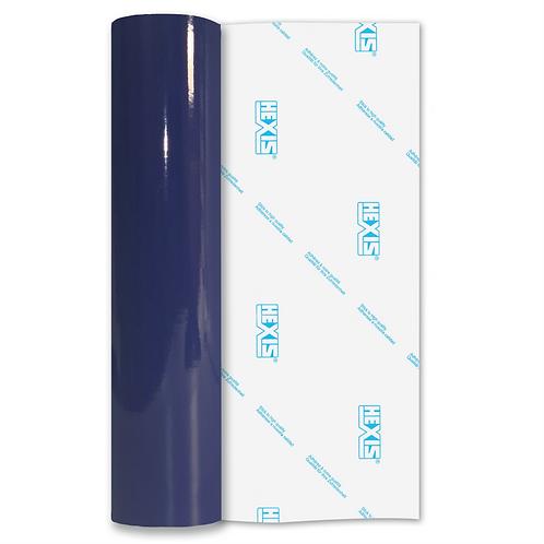 Pacific Blue Premium Permanent Gloss Self Adhesive Vinyl