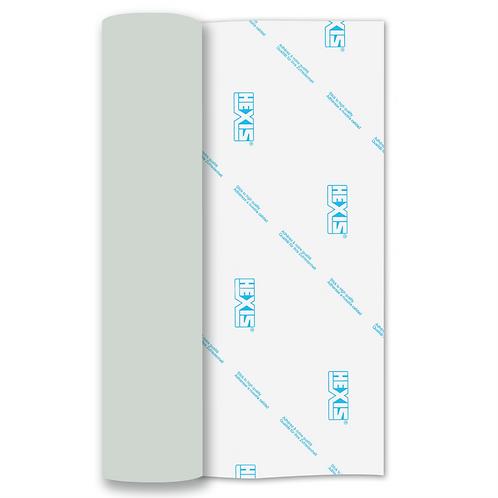 Light Grey Heat Transfer Flex 250mm Wide x 500m Long