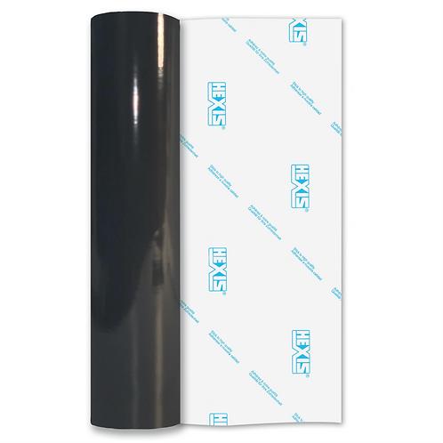 Dark Grey Premium Permanent Gloss Self Adhesive Vinyl