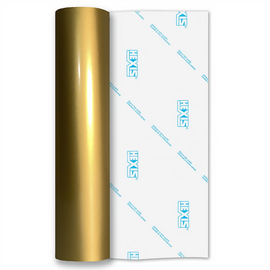 Gold Standard Permanent Gloss Self Adhesive Vinyl