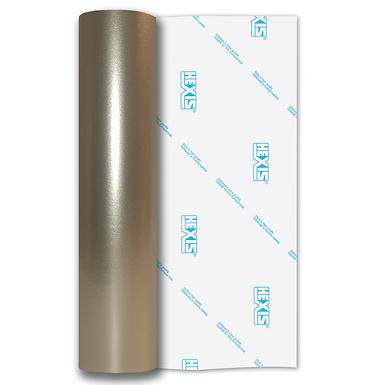 Silver Shimmer Metal Gloss Self Adhesive Vinyl
