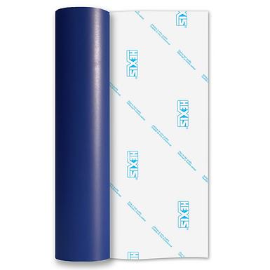 Vivid Blue Standard Removable Matt Self Adhesive Vinyl