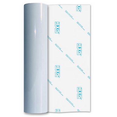 Pastel Blue Elite Permanent Self Adhesive Vinyl