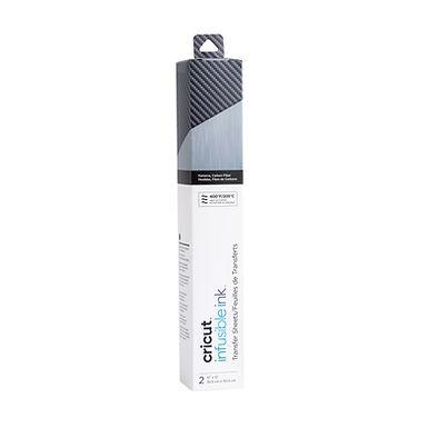 Cricut Infusible Ink™ Transfer Sheet x 2 - Carbon Fibre
