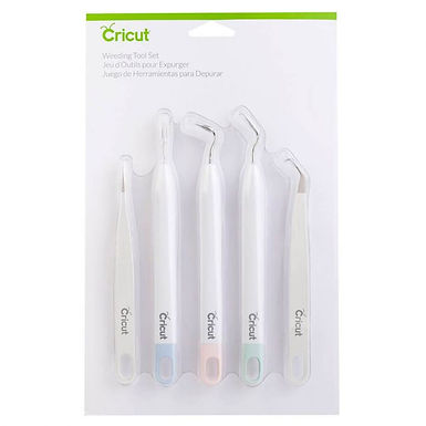 Cricut Weeding Tool Set 5 Pieces