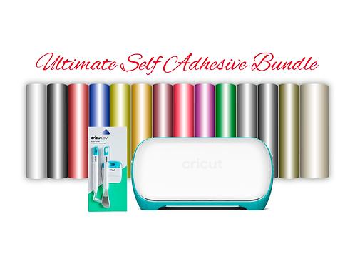 Cricut Joy™ With, Tools & Ultimate Adhesive Bundle