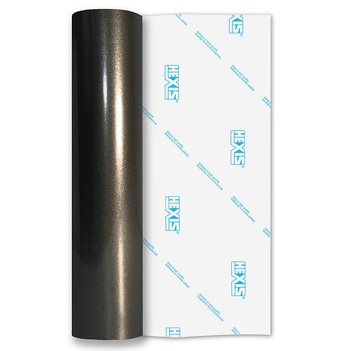 Charcoal Standard Permanent Gloss Self Adhesive Vinyl