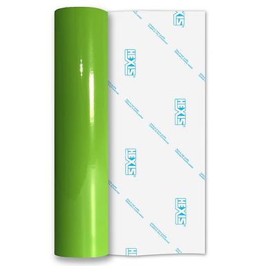 Mint Green Standard Permanent Gloss Self Adhesive Vinyl