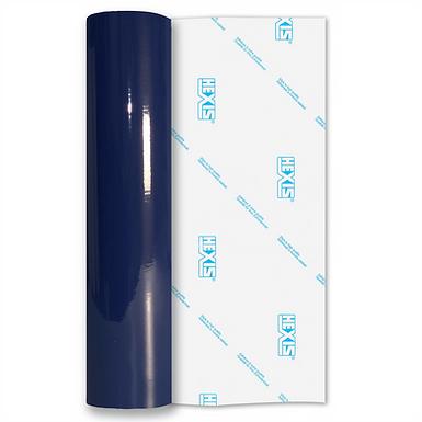 Night Blue Standard Permanent Gloss Self Adhesive Vinyl