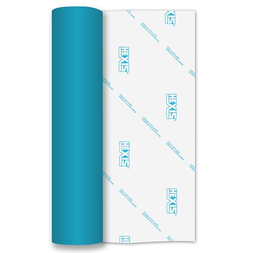 Light Blue Etch Self Adhesive Vinyl Roll 305mm x 610mm