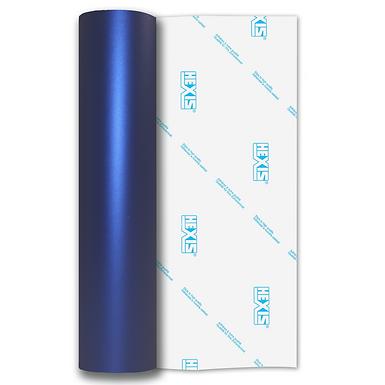 Royal Blue Shimmer Metal Satin Self Adhesive Vinyl