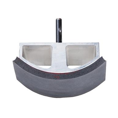 SECABO TCC Cap Press Base Plate 7cm x 16.5cm
