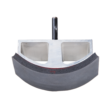 SECABO TCC Cap Press Base Plate 7.6cm x 14.6cm