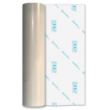 White Rainbow HEX'Press Self Adhesive Vinyl