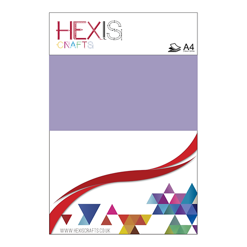 Violet Heat Transfer Flex Sheets x 6
