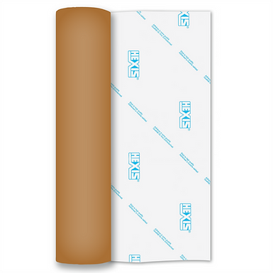 Copper Matt Premium Self Adhesive Vinyl Roll 305mm x 5m
