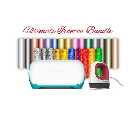 Cricut Joy™ With EasyPress Mini & Ultimate Iron-on Bundle