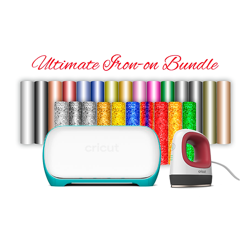 Cricut Joy™ With EasyPress Mini & Ultimate Iron-on Bundle