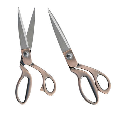 240mm Wide Stainless Steel Scissors