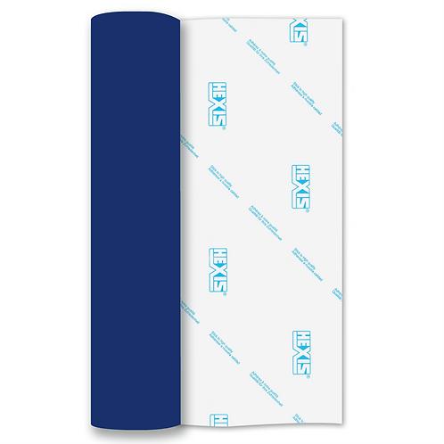 Royal Blue Heat Transfer Flex 305mm Wide x 500mm Long