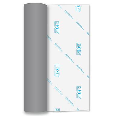 Silver Metallic RAPIDFLEX Heat Transfer Flex 250mm Wide x 500mm Long