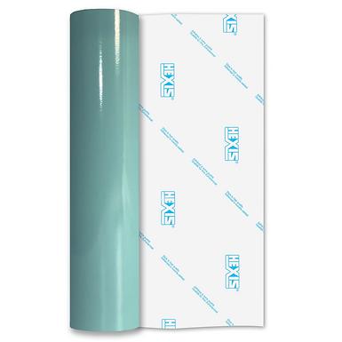 Tiff Blue Premium Permanent Gloss Self Adhesive Vinyl