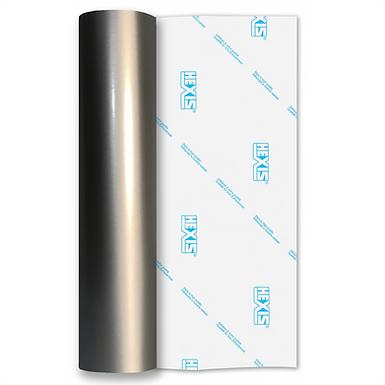 Silver Standard Permanent Gloss Self Adhesive Vinyl
