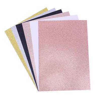 A4 Glitter Card Classic Pack