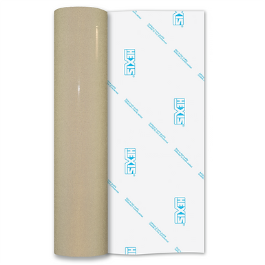White Reflective Permanent Gloss Self Adhesive Vinyl
