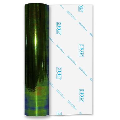 Aurora Green Gloss Self Adhesive Vinyl