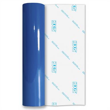 Sapphire Blue Standard Permanent Gloss Self Adhesive Vinyl