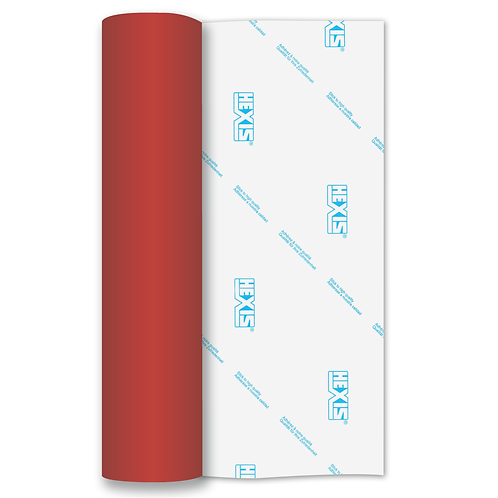 Red Etch Self Adhesive Vinyl Roll 305mm x 610mm