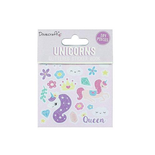 Sticker Book - Unicorns