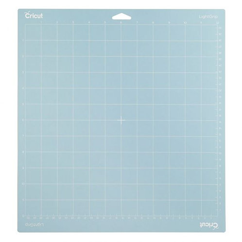 "Cricut LightGrip Machine Mat, 12"" x 12"""